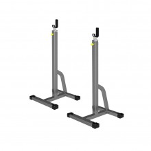 OLYMP CL - Barbell adjustable rack - high