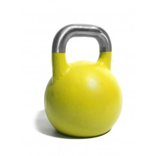 Jordan Kettlebell do zawodów 16kg - Żółty