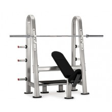 Star-Trac INSTINCT Series Olympic incline bench