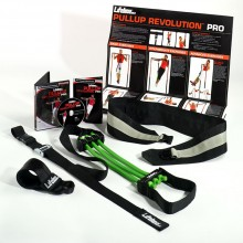 Lifeline USA System Podwieszeń Pull Up Revolution Pro Three R8 - 56,68kg