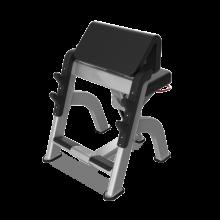 Nautilus SEATED ARM CURL ławka do ćwiczeń m. biceps