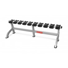 Star-Trac INSPIRATION  SINGLE TIER DUMBBELL RACK 5 PAIR