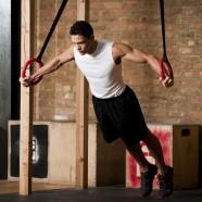 Lifeline USA Kółka Gimnastyczne (para)
