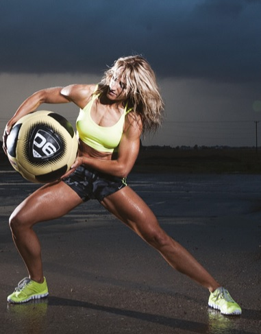 escape fitness pilka lekarska vertball