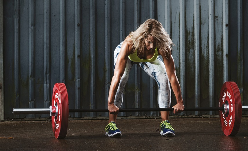 trening sztanga star fitness