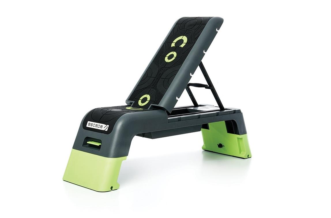 escape fitness step